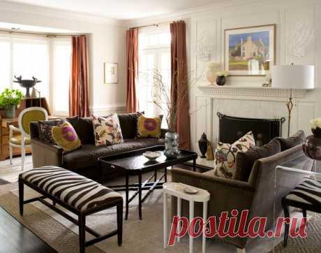 Личное пространство: как организовать зону отдыха в квартире