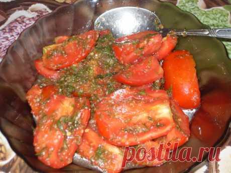 закуска из помидор на каждый день - Кулинария - Форум Дети Mail.ru