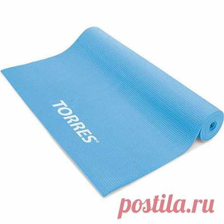 Коврик для эффективной йоги Torres. Купить за 410 рублей.