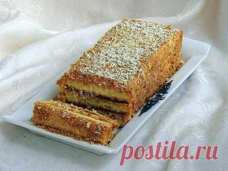 Славянка торт рецепт с фото пошагово - 1000.menu