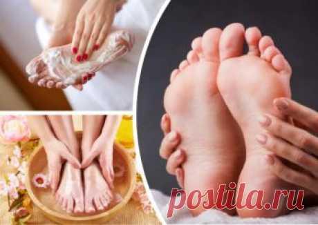 Эффективные способы очищения пяток от огрубевшей кожи в домашних условиях