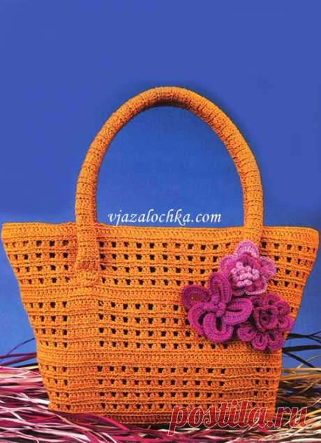 knitted bags hook. big.: 156 thousand images are found in Yandex. Pictures