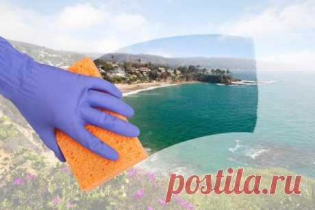Как сохранить чистоту вымытых окон на полгода   Советы по дому