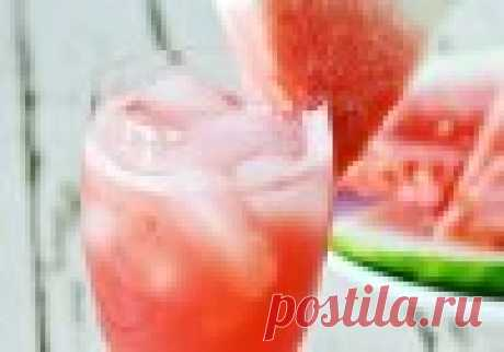 Арбузный мохито. Попробуйте приготовить в жаркое время года арбузный мохито по этому несложному рецепту. Вы будете приятно удивлены результатом.