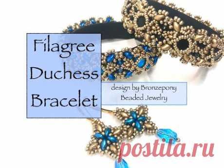 Filigree Duchess Bracelet