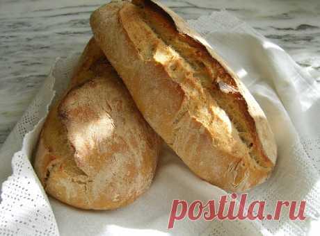 Бездрожжевой хлеб - Форум на Посиделках - беседы обо всем