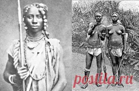 Амазонки. Самые страшные женщины на земле