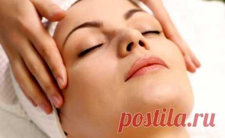 10 преимуществ массажа лица