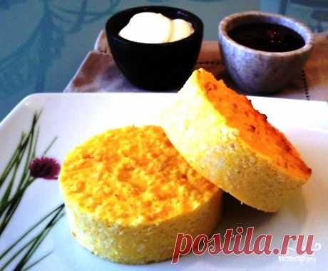 Запеканка из тыквы с творогом - кулинарный рецепт с фото на Повар.ру