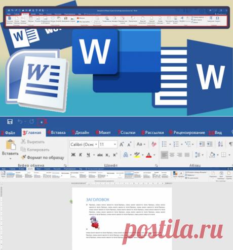 Изучаем MS Word с основ ║Часть 2║ | Ты ж программист! | Яндекс Дзен