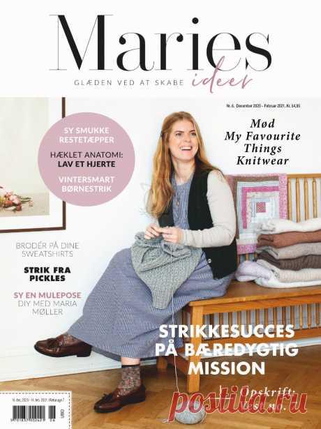 Maries Ideer - №6 2020