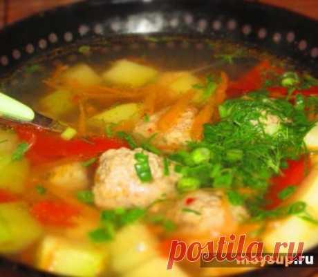 Суп с фрикадельками и клецками — готовьтесь импровизировать