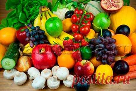 Диета на фруктах и овощах: варианты, отзывы, противопоказания