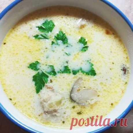 Суп грибной, 25 рецептов с фото - ФотоРецепт