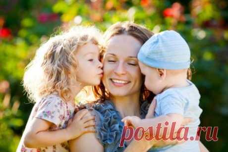 Ребенок наследует интеллект только по материнской линии