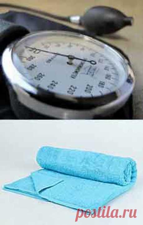 Снижают давление упражнением | Народные рецепты здоровья
