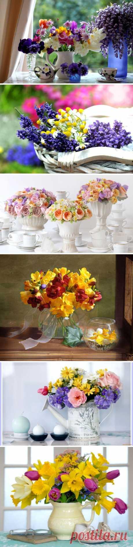 Вы любите цветы?  Живые цветы – это простой и доступный способ придать помещению весеннее настроение, неповторимость и свежесть. Букеты для настроения!