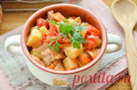 Говядина с овощами в мультиварке - вкусно и сочно: 5 рецептов - Onwomen.ru