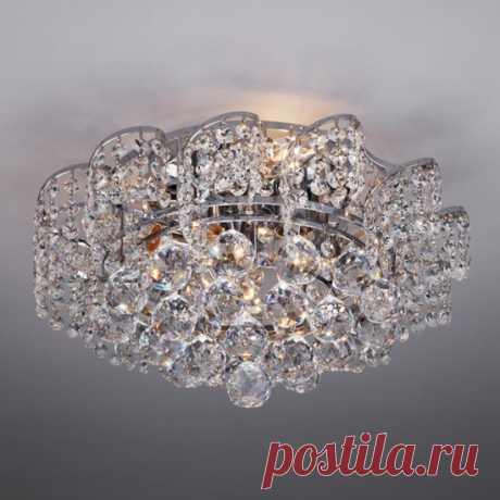 Люстра Eurosvet CHARM 16017/6 4690389101908 по цене 14500 – купить в Москве в интернет-магазине / Fandeco.ru