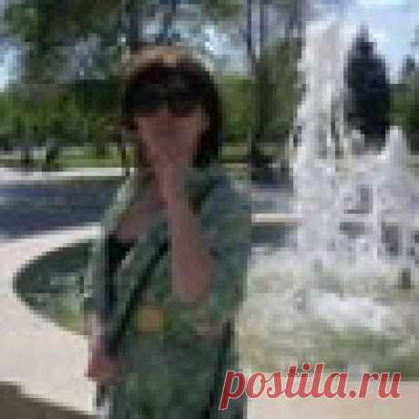 Елена Шацких(Голубева)