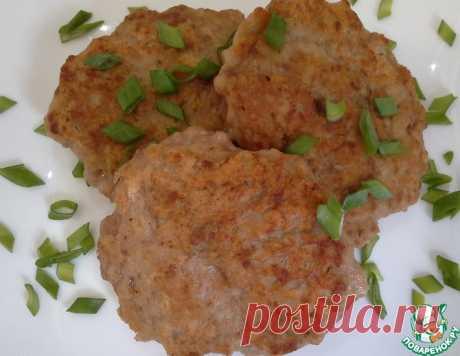 Мясные оладьи – кулинарный рецепт