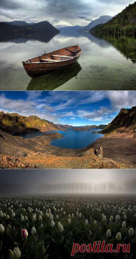 Очень красивые фотографии природы (24 фото) » abunda.ru - скучать не придется!