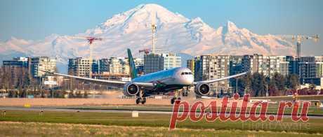 Фото EVA Boeing 787-9 (B-17882) - FlightAware
