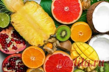 Экзотические фрукты - сбор пазла Лучшая коллекция пазлов для взрослых и детей: собирайте и создавайте свои собственные пазлы.