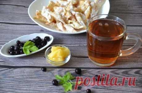 Чай из листьев черной смородины — Sloosh – кулинарные рецепты