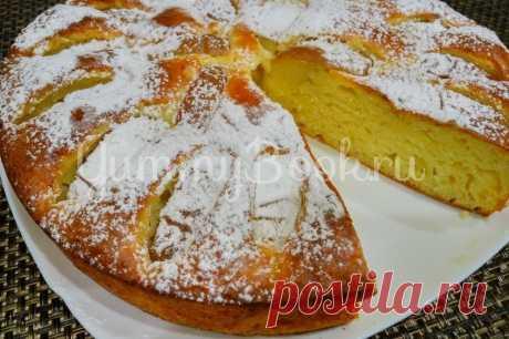 Яблочные пироги и сладости из яблок - подборка лучших пошаговых рецептов с фото!