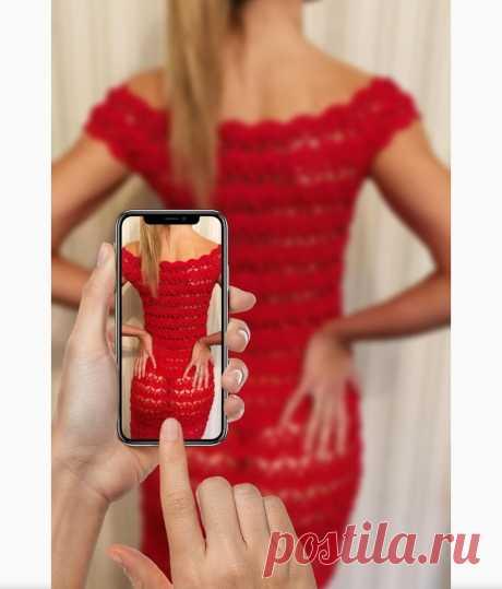 . Платье Cro (Mary) - Вязание - Страна Мам