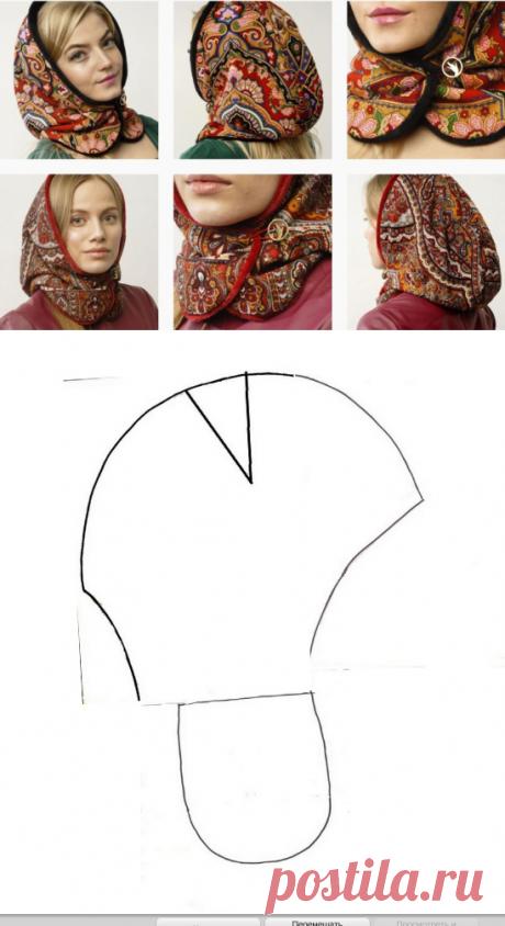 Готовая выкройка шапки Wolka для скачивания / Простые выкройки / ВТОРАЯ УЛИЦА
