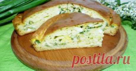 Заливной пирог на кефире с яйцом и зеленым луком - пошаговый рецепт с фото. Заливной пирог на кефире с яйцом и зеленым луком можно смело назвать простым и легким рецептом вкусной и быстрой выпечки в домашних условиях.