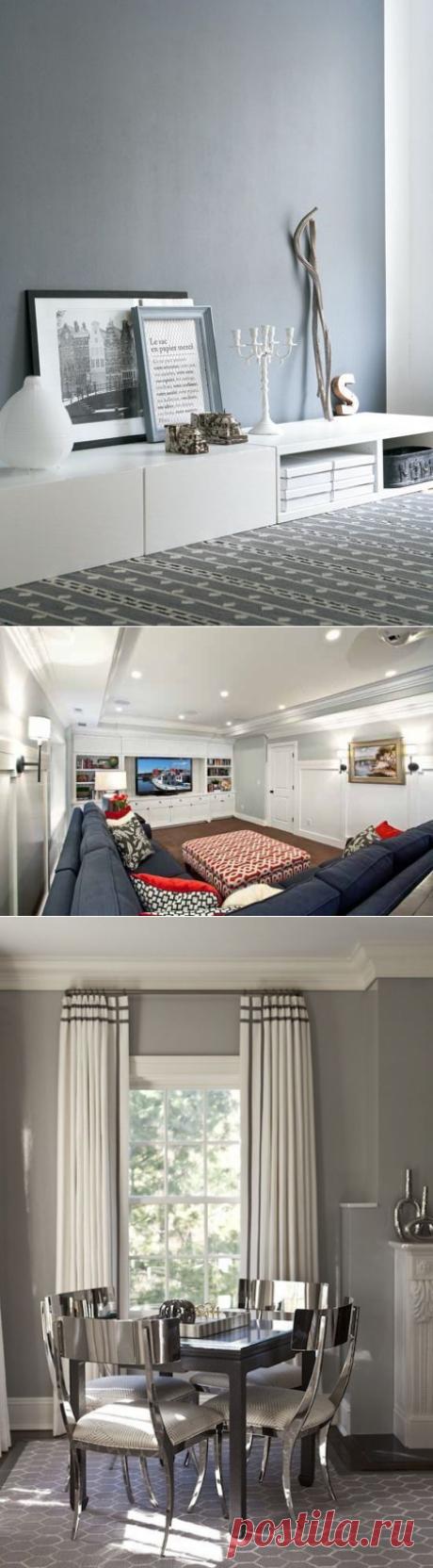 Как визуально «приподнять» потолок: 10 дизайнерских приемов   Свежие идеи дизайна интерьеров, декора, архитектуры на InMyRoom.ru
