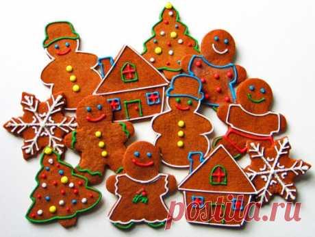 La receta de las galletas navideñas