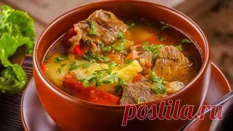 Хашлама из говядины — Sloosh – кулинарные рецепты