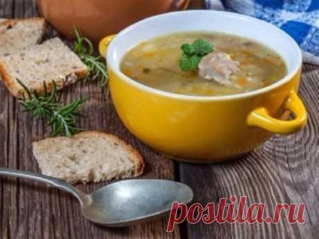 Гречневый суп с фрикадельками - рецепт с фото - как приготовить - ингредиенты, состав, время приготовления - Mail Дети