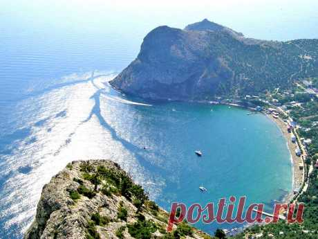 Занятные факты о Крымском полуострове   Все о туризме и отдыхе