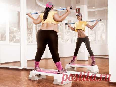 Мотивация на спорт и похудение по типу восприятия | Красота Здоровье Мотивация