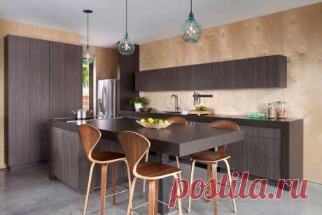 Стильные идеи использования фанеры в интерьере — Мой дом
