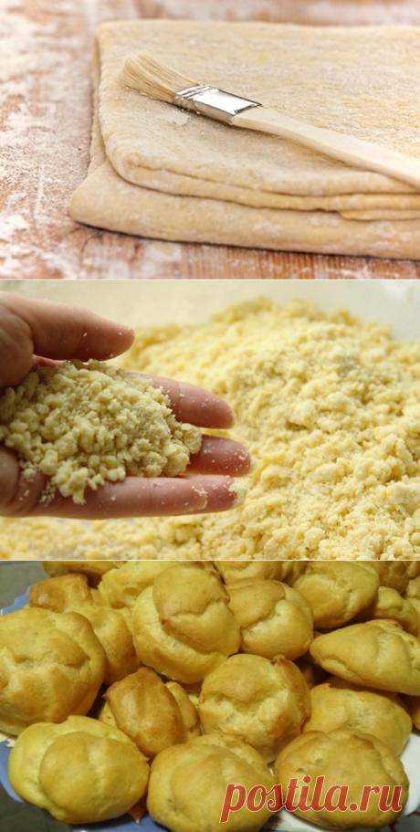 Как приготовить французское тесто - настоящая находка для каждого кулинара! | Четыре вкуса