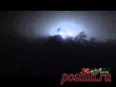 UFO   Ovni Gigante Filmado no Texas  August 24, 2013 - YouTube
