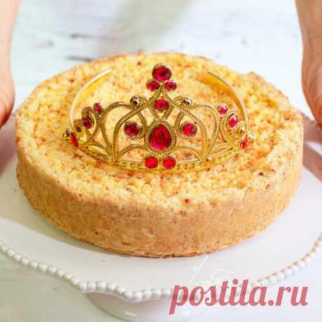 Творожный пирог (Королевская ватрушка) - Ваши любимые рецепты - медиаплатформа МирТесен