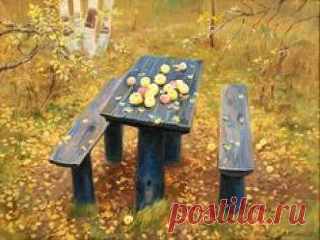 Сила традиции и сила творчества... Художник Виктор Бычков