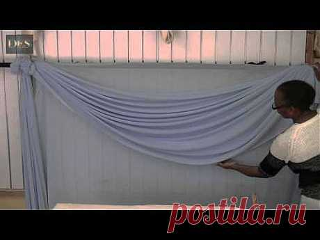Learn how to make Large Swags - YouTube