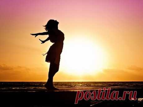 La oración a la atracción de la felicidad