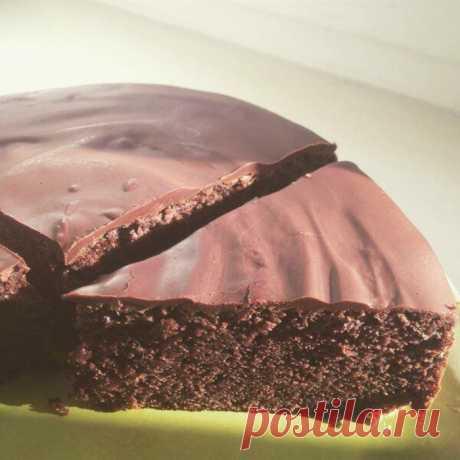 Шоколадный пирог, который тает во рту! Наш любимый рецепт