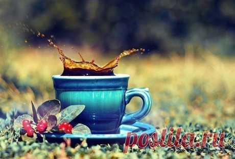 С Добрым Утром, Друзья! И Счастливой Пятницы!