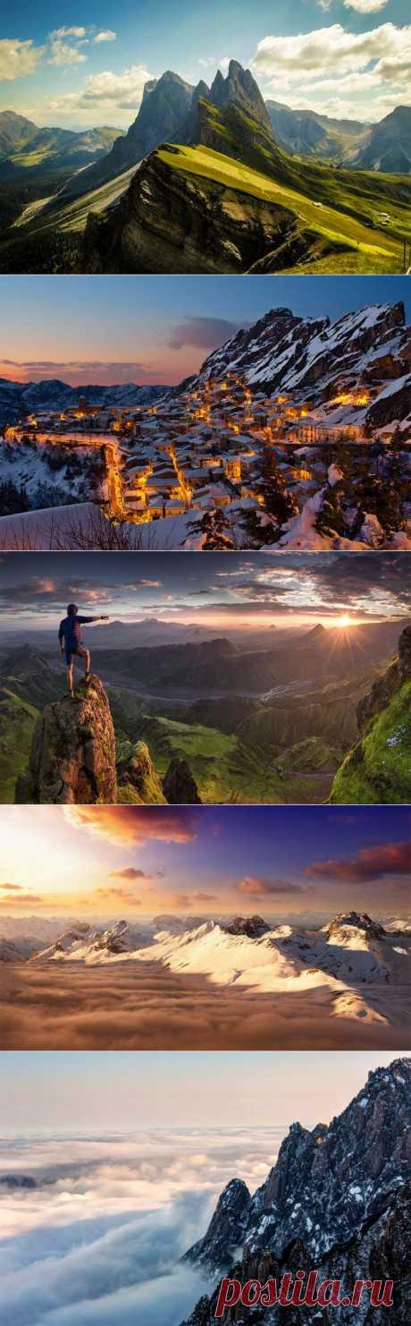 Удивительная красота гор! | УДИВИТЕЛЬНОЕ