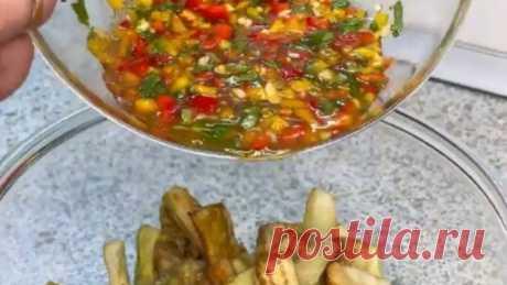Хрустящие Баклажаны «Цай Дао»! Теперь готовлю только так!👍